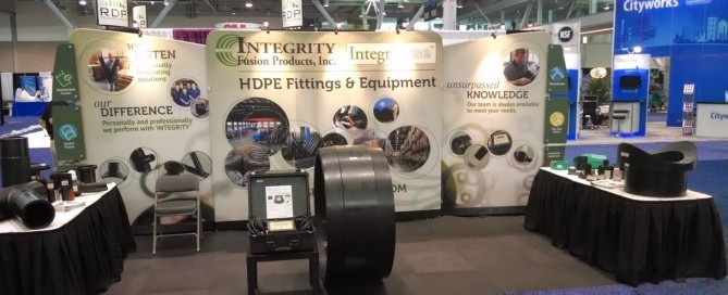 Trade Show Booth ACE 2014