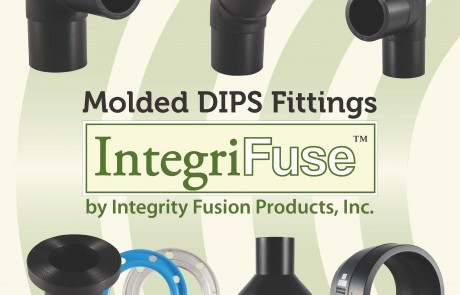 DIPS Molded Butt Fusion Fittings & Rings now in stock!