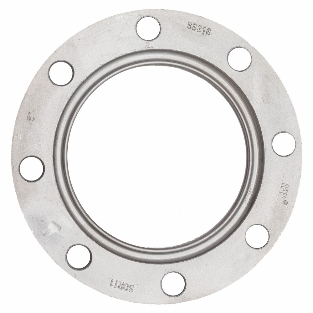 Stainless steel backup rings in stock integrity fusion